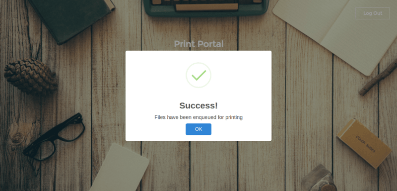 We Built A No Hassle Printing App