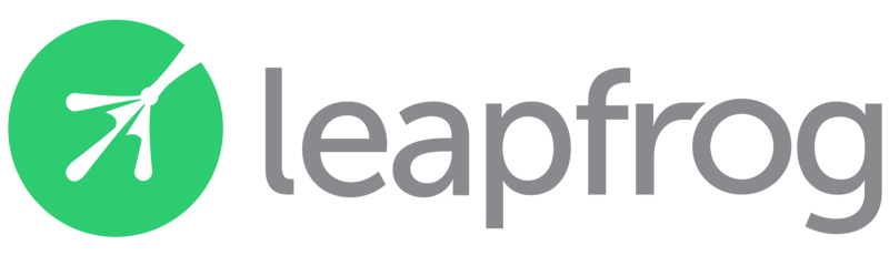Say hello to the new Leapfrog logo