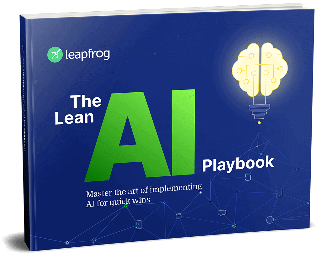 Ready to take your next leap in AI?
