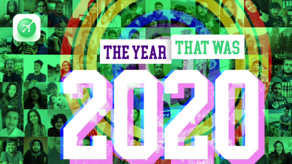 The Best of 2020 – Looking Back and Looking Forward